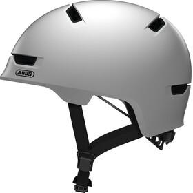 ABUS Scraper 3.0 - Casco de bicicleta - Plateado